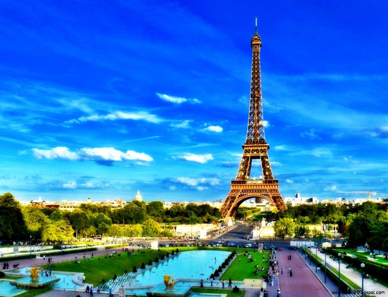 Beautiful Paris Tower Wallpaper Wallpapers Quality