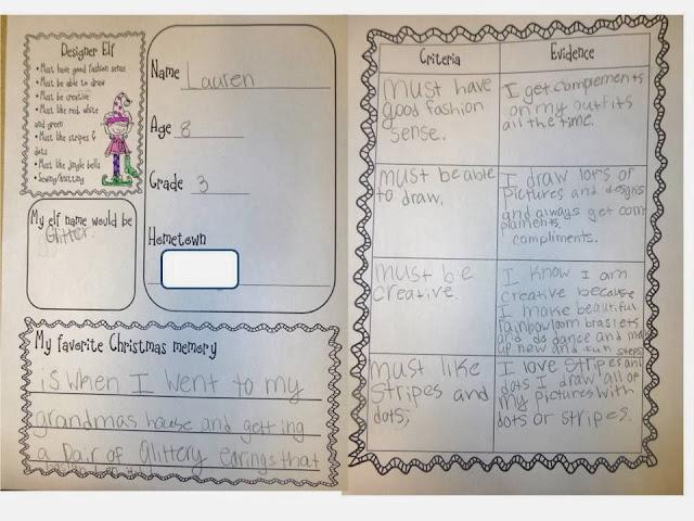 Engaging Elf Activities Elementary Amc