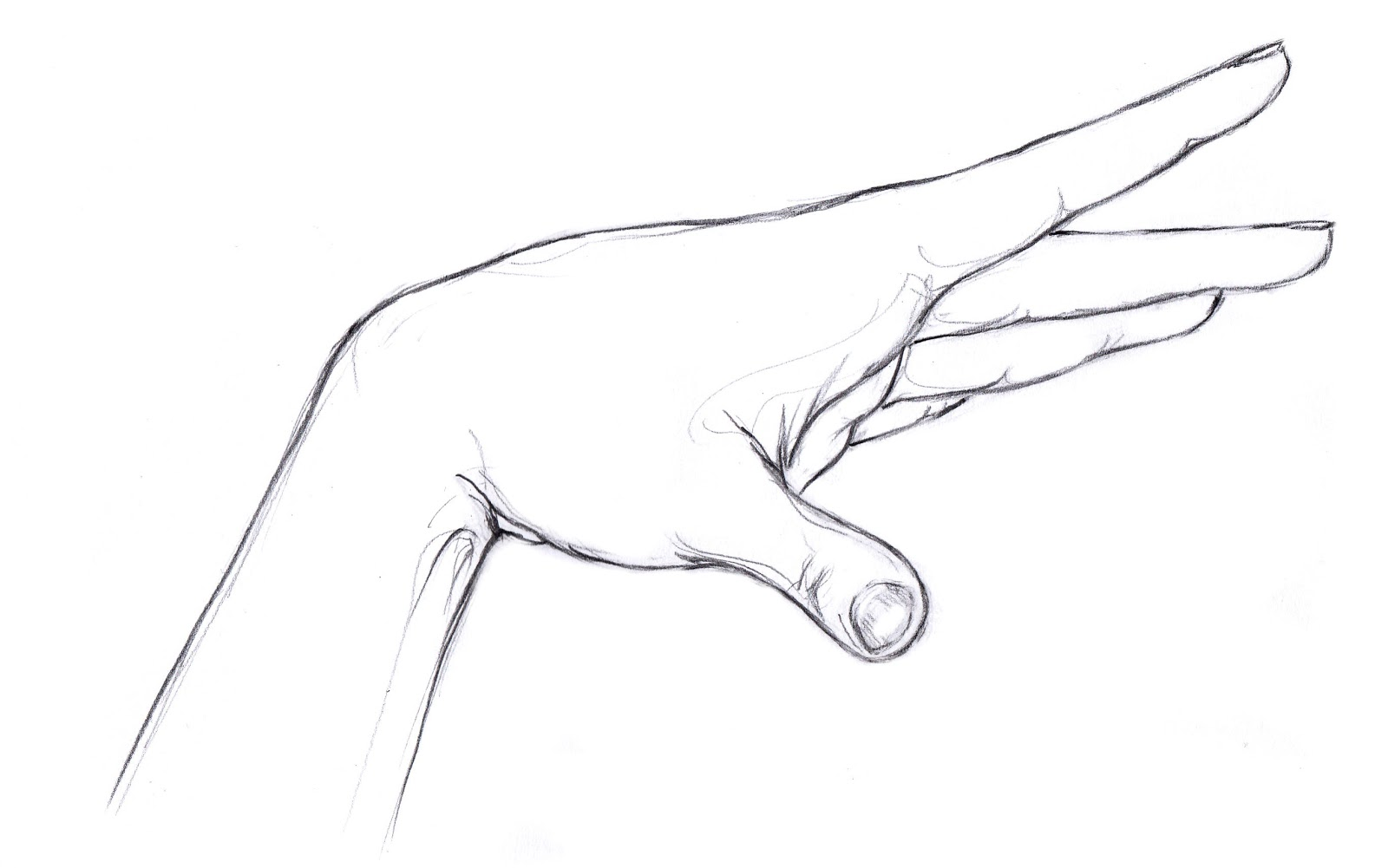 items similar to hand holding pentacle pencil drawing 8x10 signed