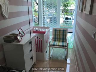 Foto Show Unit Apartemen Tokyo Riverside PIK 2 Jakarta