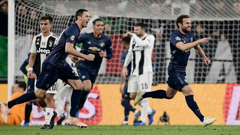 Kalahkan Juventus, MU Berhasil Balaskan Dendam