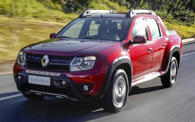 Renault Oroch 1.6