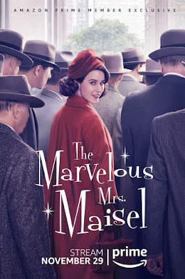 The Marvelous Mrs. Maisel Series Poster