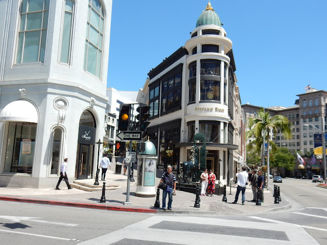 Rodeo Drive, Los Angeles, Road trip, California, Arizona, US, Elisa N, Blog de Viajes