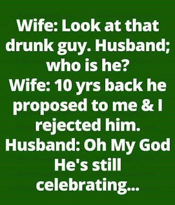 Funny Joke About Wife And Husband