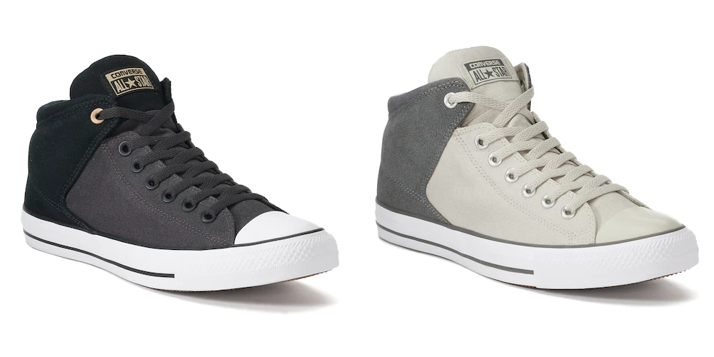 089f9f659992 Kohls has this Men s Converse Chuck Taylor All Star High Street Sneakers on  sale for  30 (Reg.  60). Kohl s Card-Holder also get free ship with code   ...
