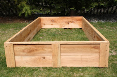 Choosing Best Wood for Raised Beds