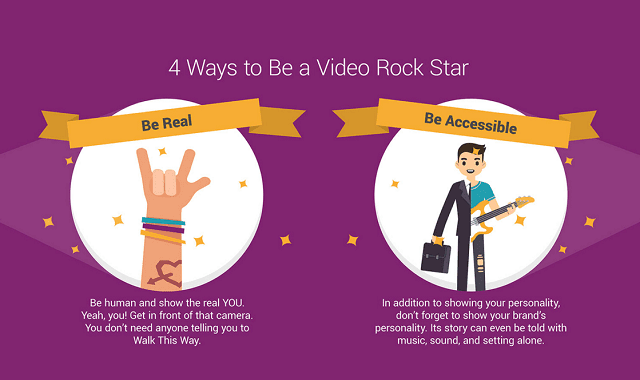 Video Marketing: So You Wanna Be a Rock Star… Brand?