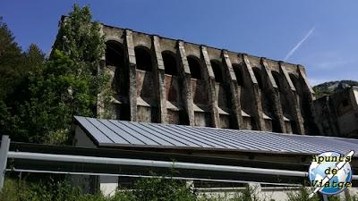 Fábrica de cemento Asland