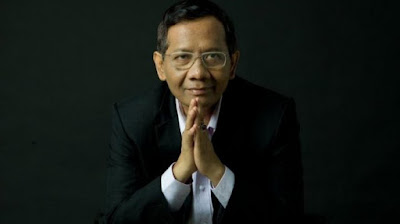 Jokowi Pilih Mahfud MD Sebagai Cawapres, Pengamat: Peluang Menang Besar