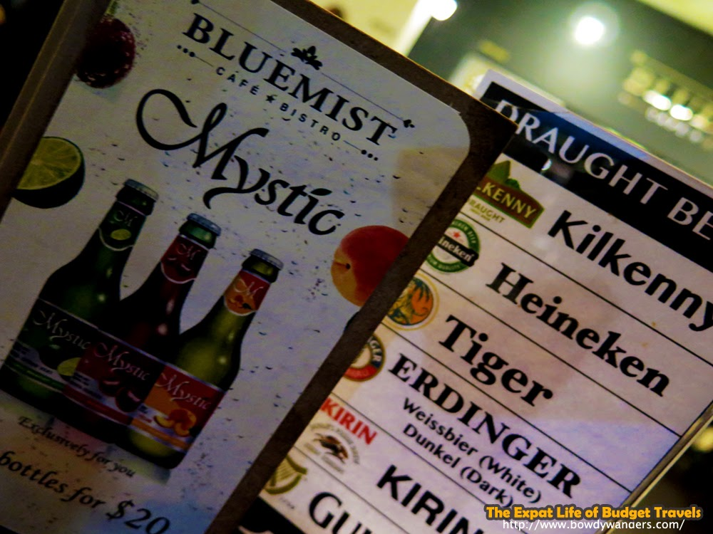 bowdywanders.com Singapore Travel Blog Philippines Photo :: Singapore :: Blue Mist Café Bistro