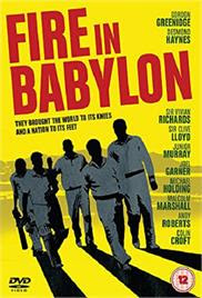 Fire in Babylon Poster