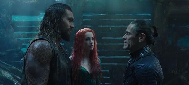Aquaman – Recenze