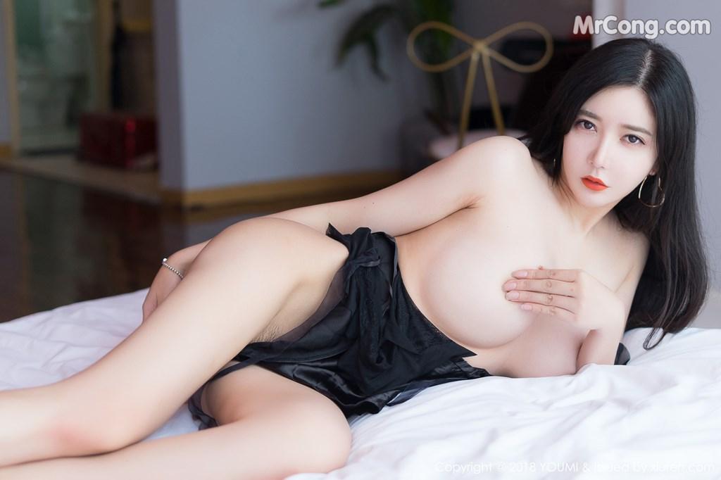 Image YouMi-Vol.198-MrCong.com-009 in post YouMi Vol.198: Người mẫu 心妍小公主 (46 ảnh)