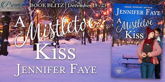 A Mistletoe Kiss Book Blitz