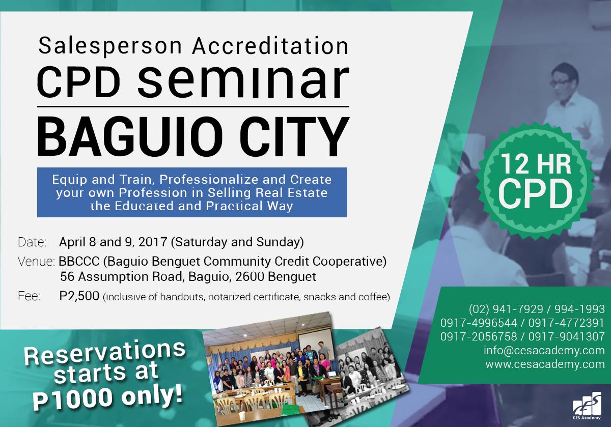 Baguio city ads