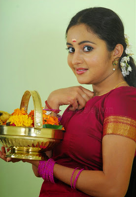 Malayalam actress hot photos bhama in blouse navel