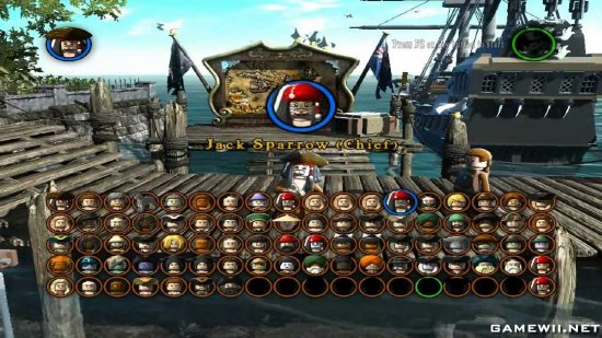 Lego Pirates Of The Caribbean The Video Game Download Game