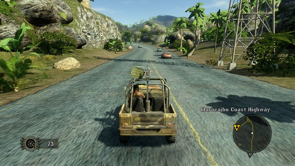 Mercenaries 2 World in Flames PC Free Download Screenshot 2