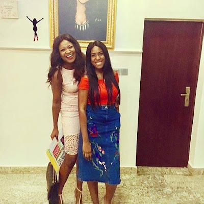 partnership with Linda Ikeji Media towards empowering young women in Nigeria.