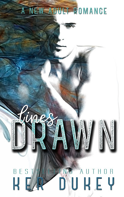 [New Release] LINES DRAWN by Ker Dukey @KerDukeyauthor @SweetSpotSister