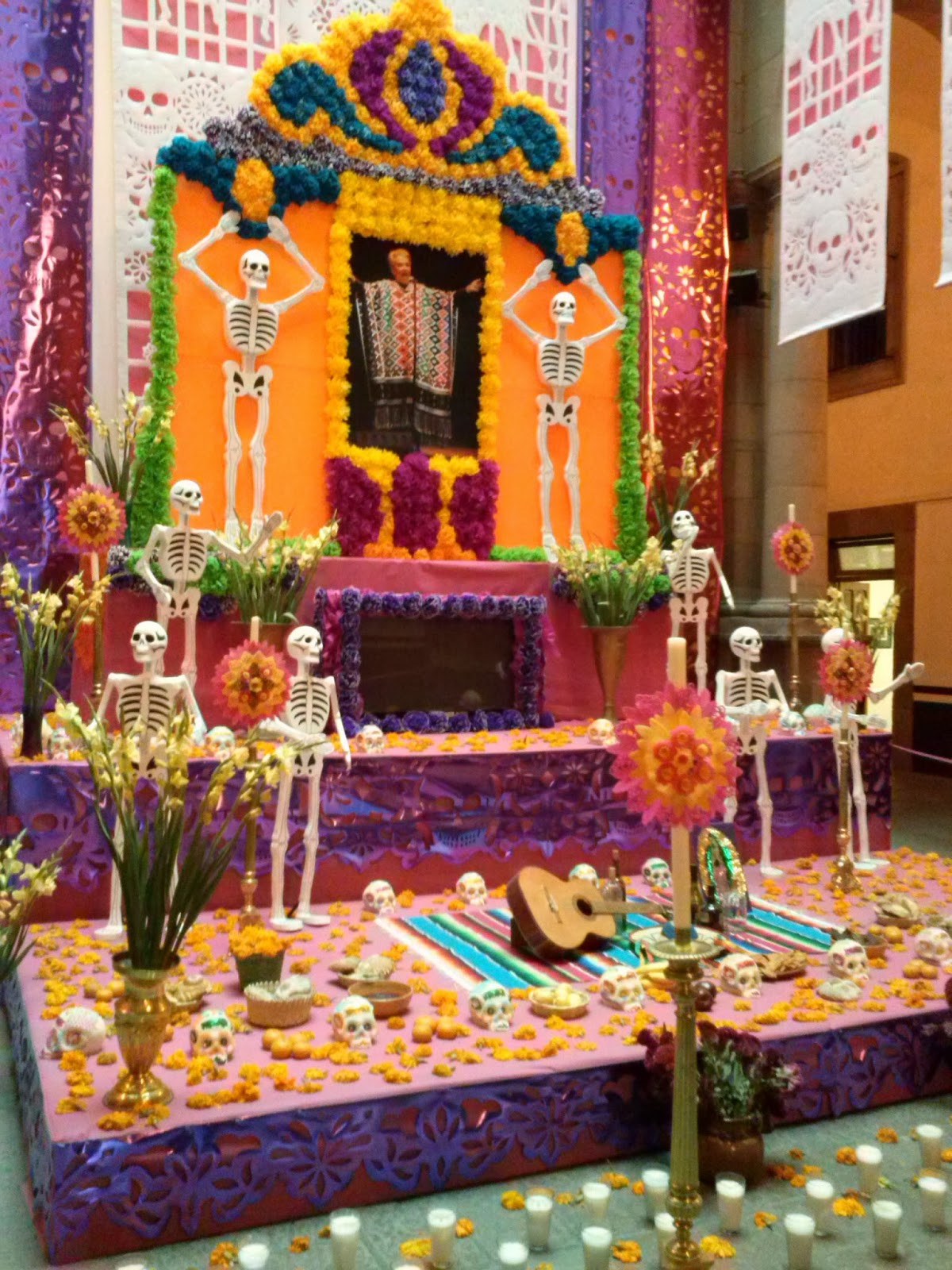 heather s water works ofrenda