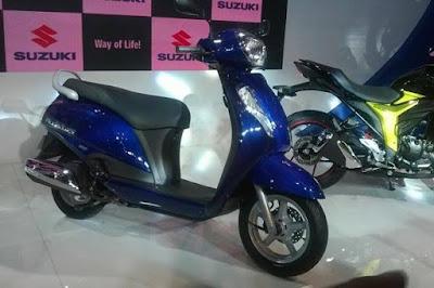 Suzuki Access 125cc Scooter