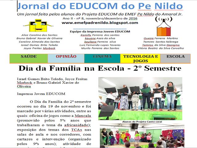 http://issuu.com/emefpadrenildodoamaraljr./docs/jornal_do_educom_05_novembro_dezemb
