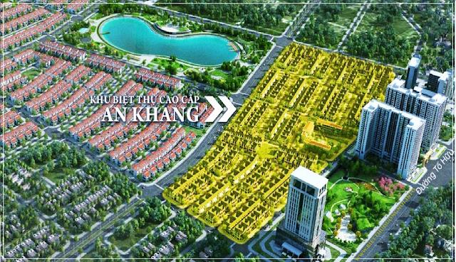 Khu biệt thự An Khang Villas Dương Nội