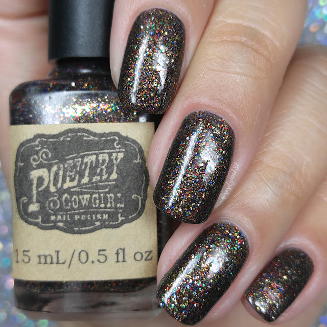 Poetry Cowgirl Nail Polish - Don't Dream It