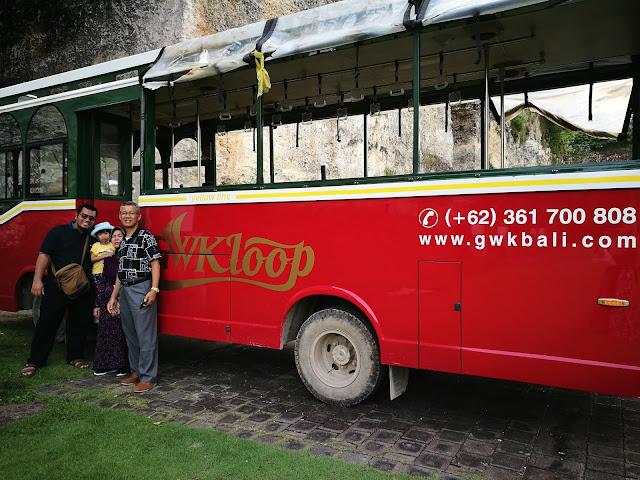 ikon bali dan landmark pariwisata GWK Bali