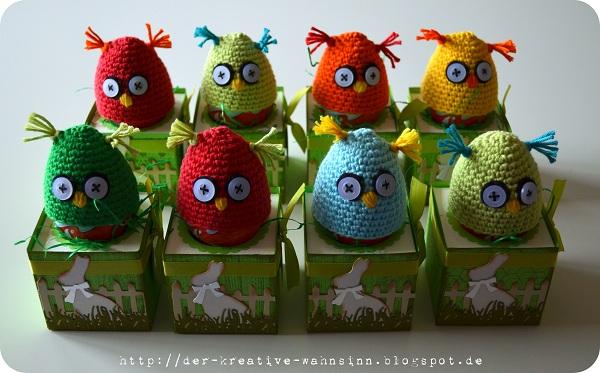 Der Kreative Wahnsinn ü Eier Meets Mütze