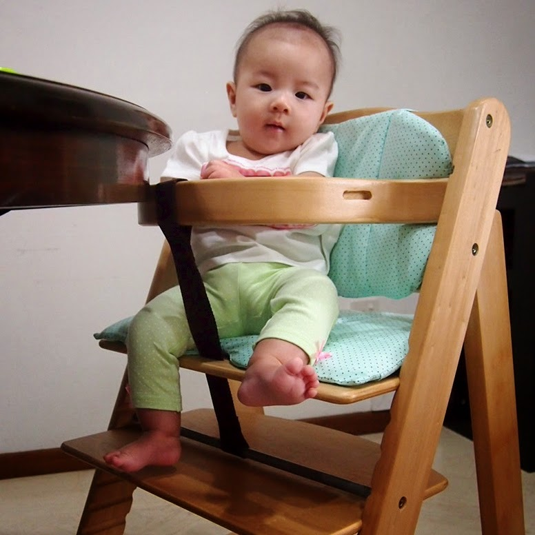 When We First Started Looking To Buy A Highchair For Lauren, We Wanted  Something Good Looking. Something That Would Match The Rest Of Our  Furnitures.