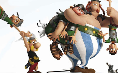 asterix widescreen hd wallpaper