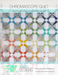 Chromascope Quilt Pattern