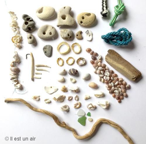 coquillages et trésors