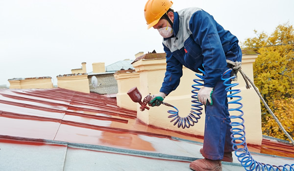 What are the Reasons to Do Roof Painting of Your House and Extend Its Life?