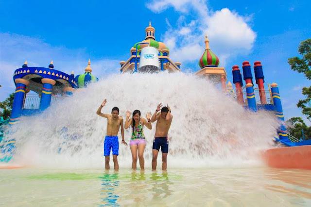 sinbad playground ciputra waterpark surabaya