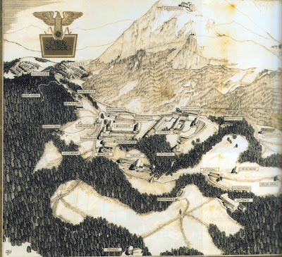Traces of Evil: Berchtesgaden and Obersalzberg
