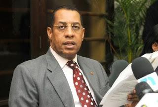 Poder Ejecutivo designa a Aquiles Ledesma como embajador de Egipto