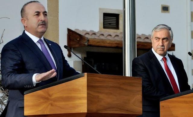 Η Τουρκία ομολόγησε πως θέλει δικαιώματα επέμβασης σε όλη την Κύπρο!