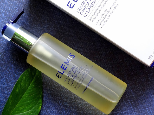 Elemis Nourishing Omega Rich Cleansing Oil