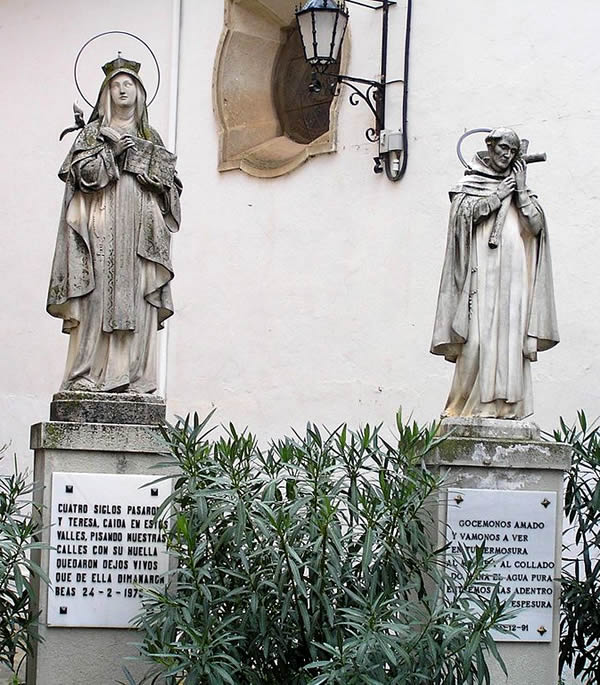 Teresa of Ávila and John of the Cross