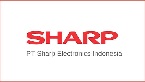 Lowongan Kerja Bagian Stock Keeper di PT Sharp Electronics Indonesia (Lulusan SMA/SMK/Setara)
