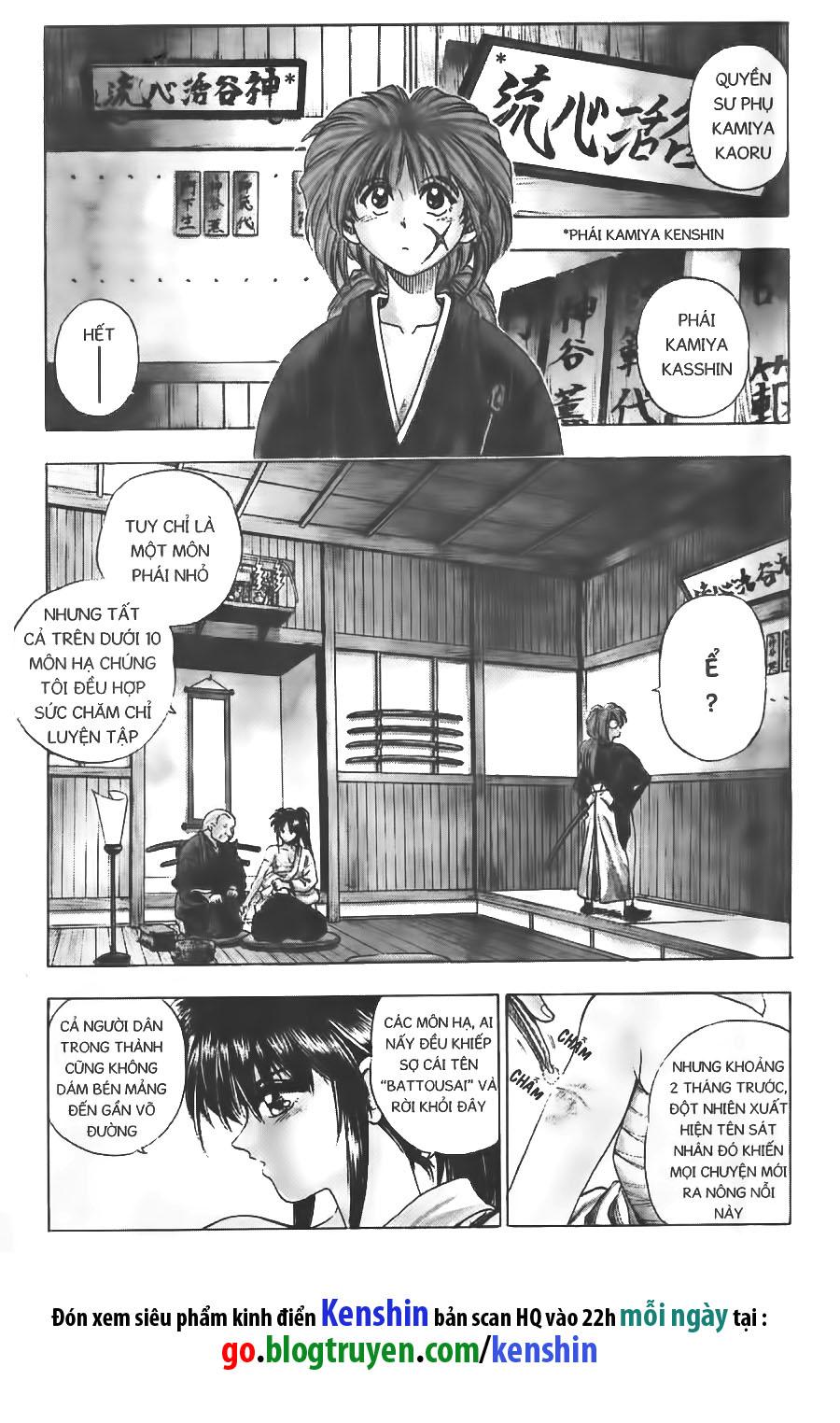 Rurouni Kenshin chap 1 trang 13