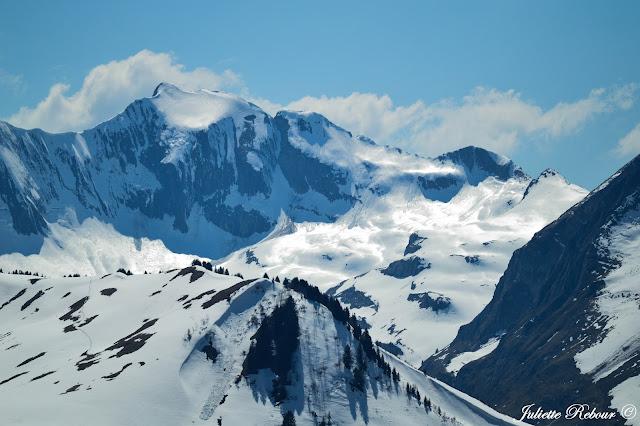 Glacier en Suisse