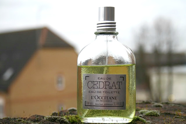 Eau De Cedrat EDT by L'Occitane