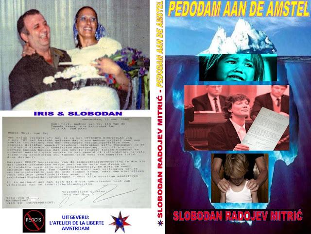 Organigram Misdaadgroep Peter R. de Vries sinds 1980