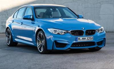 Kereta BMW M3 2016