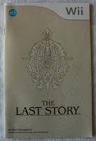 The Last Story - Manual portada